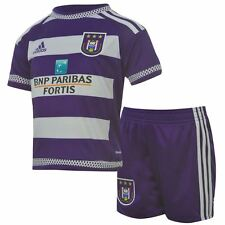 adidas RSC Anderlecht Home Kit 2015 2016 Mini size 4-5 years