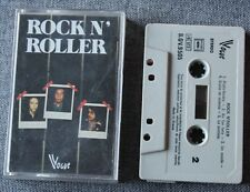 Rock n'roller, energie, K7 audio / Audio tape