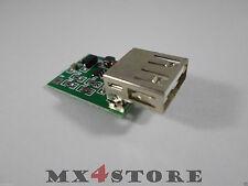 Step UP Modulo 500ma 1v - 5v a 5v USB DC DC Boost USB down Arduino