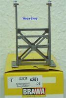 Brawa 6251 H0 Seilbahn Untergestell Bergstation  #63558
