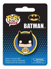 OFFICIAL DC COMICS POP! HEROES BATMAN CARTOON PIN/ BADGE (NEW)