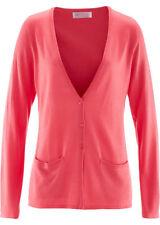 Frühling Damen-Pullover & -Strickware in Übergröße mit Knöpfen