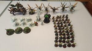 Große Chaosdämonen Nurgle Warhammer 40k/ Age of Sigmar Armee