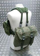 Accessoires et pièces détachées militaires de collection de la seconde guerre mondiale (1939-45) sacs