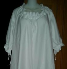 One 18th Century Historical Reproduction Women Chemise/Shift