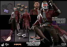 Hot Toys 1/6 MMS255 Star Lord Guardians of the Galaxy 1 NEW MISB BEST DEAL