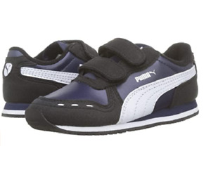 PUMA 35198075 CABANA RACER SL V INF Inf`s (M) Peacoat Synthetic Athletic Shoes