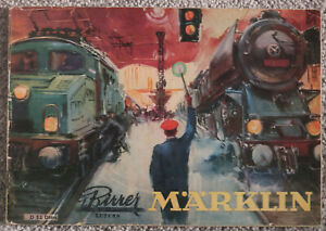 Märklin Catalogue 1952