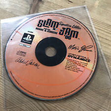 PS1 Slam 'N Jam '96 Playstation One PS1 DISC ONLY