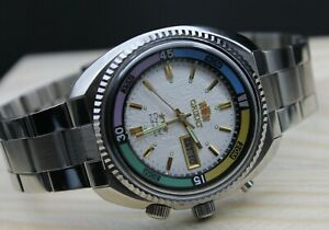 NEW! Watch ORIENT King Diver KD AUTOMATIC ORIGINAL JAPAN WHITE Dial Sea King SK