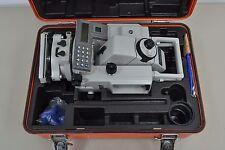 Sokkia SET2C II Intelligent Total Station THEODOLITE LEVEL W/ Case & Manual