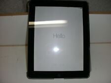 Apple Ipad Model-A-1416 16 GB W/Charger/New Glass