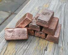 .999 Copper Ingot Bars -  Minimum 1lb