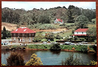 Oldest Stone and Wooden Buildings in New Zealand Post Card
