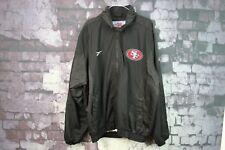 Mens Reebok NFL SF Light Jacket Size L No.S89 24/10