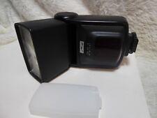 Metz Mecablitz 36 AF-5 Digital Flash-Canon Fit + Diffuseur