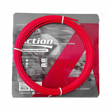Funda cable de cambio color rojo 7.5m Ashima bicicleta carretera Road MTB 6086rj