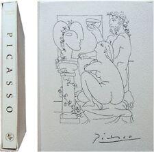 Pablo Picasso 1985 Georges Boudaille Bernadac Nouvelles Éditions Françaises NEF