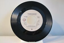 """45 RECORD 7""""- THE WRIGHT BROTHERS - SO EASY TO LOVE   **PROMO COPY**"""