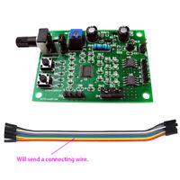 DC 5V-12V 2-phase 4-wire Micro Mini Stepper Motor Driver Speed Controller Mod PE