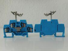 Doppelstockklemme, für TS35 Durchgangsklemmen, 281-629 WAGO (VE50 Stück) - #7014