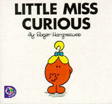 """""""AS NEW"""" Little Miss Curious (Little Miss Library), Hargreaves, Roger, Book"""