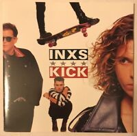 INXS KICK CD ATLANTIC CAPITOL USA PRESSING NEAR MINT