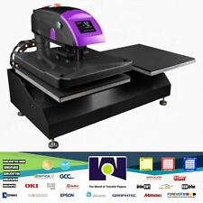 Xpress 1620da Dual Station Automatic Heat Press 16 X 20 Transfer And Htv