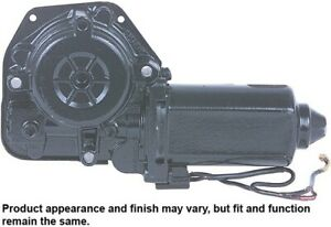 A1 Cardone 42-351 Power Window Motor For 96-04 Ford Mustang