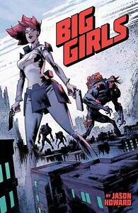 Big Girls TPB by Jason Howard Softcover Graphic Novel