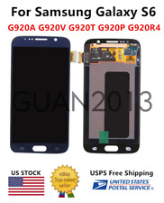WOW for Samsung Galaxy S6 G920A/T/V/P/R Blue LCD Screen Touch Digitizer Assembly