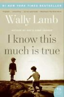 P. S.: I Know This Much Is True by Wally Lamb (2008, Paperback)