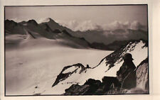 1934 - FOTO PAESAGGIO DI MONTAGNA VALLE INNEVATA NEVE  DOLOMITI ALPI C9-1104