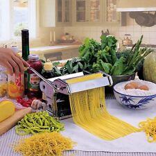 Pasta Machine Maker Noodle Marcato Roller Spaghetti Fettuccine Linguini SHULE
