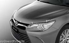 TOYOTA CAMRY BONNET PROTECTOR CLEAR FACELIFT FROM APRIL 2015> NEW GENUINE