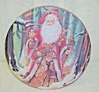 St. Nicholas Santa Claus Tin Box