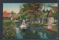 41515) AK Spreewald Dorf Lehde Cottbus 1912