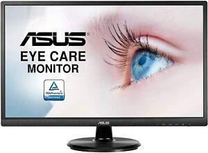 "NEW ASUS 23.8"" 1080P Monitor (VA249HE) Eye Care VESA Mountable Black"
