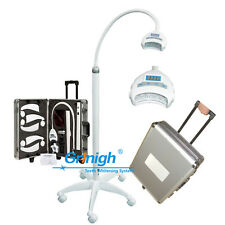 Dental Movable Teeth Whitening Cold Blue Light Lamp Machine Bleaching System, CE