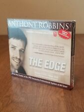 Anthony Tony Robbins The Edge The Power to Change Your Life Now (2 CD's / 1 DVD)
