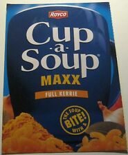 Advertising Food Cup-a-Soup Maxx - unposted