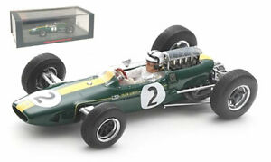 Spark S7294 Lotus 33 #2 French GP 1966 - Pedro Rodriguez 1/43 Scale