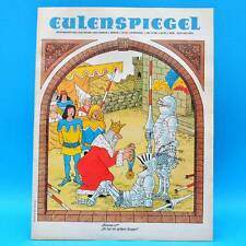 Eulenspiegel 51/1986 | DDR-Wochenzeitung für Satire und Humor | Geburtstag B