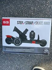 Cardiff Skate Cruiser Skates Youth 12 To Boys 5 & Youth 12 To Girls 6 Black Red