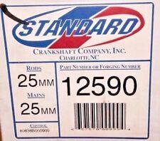 STANDARD CRANKSHAFT 12590 S10 Fiero Grand Prix 2.8L 87-93 25MM Rod 25MM Main Set