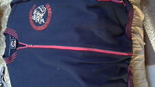 men's  embezelled jacket size 3xl