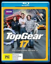 Top Gear : Series 17 (Blu-ray 3-Disc Set) New, ExRetail Stock, Genuine (D120)