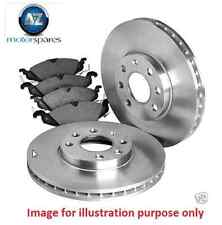 FOR HYUNDAI GETZ 1.4i 05> 1.5DT 03> 1.6i 02> REAR  BRAKE DISCS + DISC PADS SET
