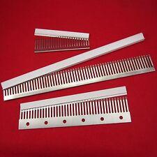 4.5mm 24 40 60 deckerkämme-transfert Combs Decker Knitting machine 5.6 Gauge