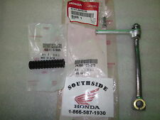 Genuine Honda Kick Starter Arm with Rubber and Mounting Bolt CT70 CT90 Z50A
